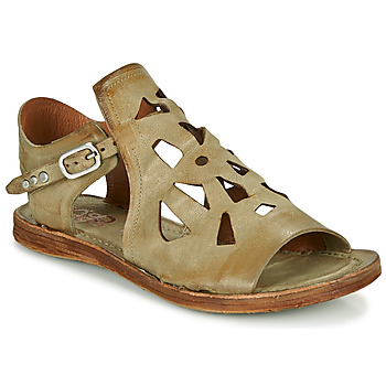 Shoes Women Sandals Airstep / A.S.98 RAMOS PERF Kaki