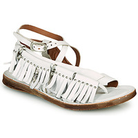 Shoes Women Sandals Airstep / A.S.98 RAMOS FRANGE White