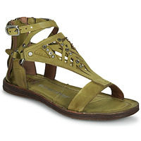 Shoes Women Sandals Airstep / A.S.98 RAMOS GRAPH Green