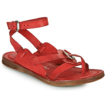 Shoes Women Sandals Airstep / A.S.98 RAMOS GRE Red