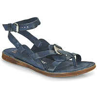 Shoes Women Sandals Airstep / A.S.98 RAMOS GRE Marine
