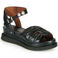 Shoes Women Sandals Airstep / A.S.98 LAGOS NODE Black