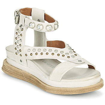 Shoes Women Sandals Airstep / A.S.98 LAGOS STUD Grey / Beige