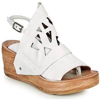 Shoes Women Sandals Airstep / A.S.98 NOA GRAPH White
