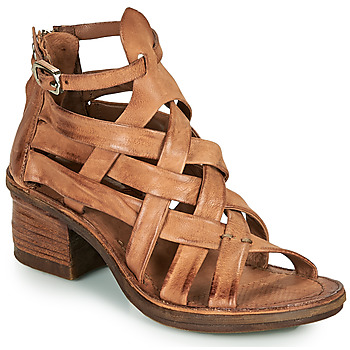 Shoes Women Sandals Airstep / A.S.98 KENYA BRIDE Camel