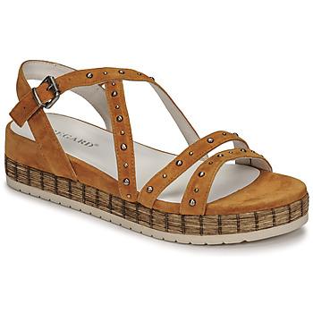 Shoes Women Sandals Regard CLAIRAC Brown