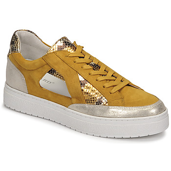 Shoes Women Low top trainers Regard HARY2 Yellow