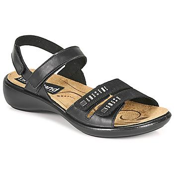 Shoes Women Sandals Romika Westland IBIZA 86 Black