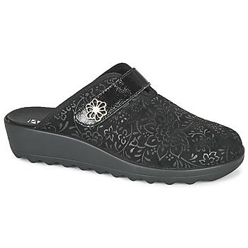 Shoes Women Slippers Romika Westland GINA 110 Black