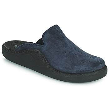 Shoes Men Slippers Romika Westland MONACO 203 Marine