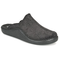 Shoes Men Slippers Romika Westland MONACO 220 Black