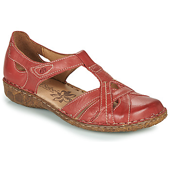 Shoes Women Sandals Josef Seibel ROSALIE 29 Red