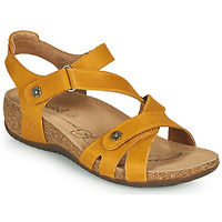 Shoes Women Sandals Josef Seibel NATALYA 11 Yellow
