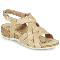 Shoes Women Sandals Josef Seibel NATALYA 16 Beige