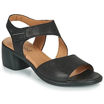 Shoes Women Sandals Josef Seibel JUNA 02 Black