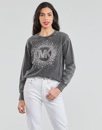 material Women sweaters MICHAEL Michael Kors ACID WSH MK STAR STUD Black