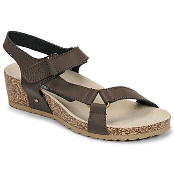 Shoes Women Sandals Spot on  Brown
