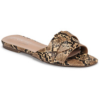 Shoes Women Mules Spot on  Brown