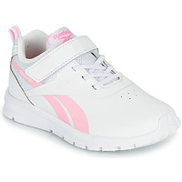 Shoes Girl Low top trainers Reebok Classic REEBOK RUSH RUNNER 3.0 SYN ALT White / Pink