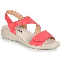 Shoes Women Sandals Damart 67808 Red