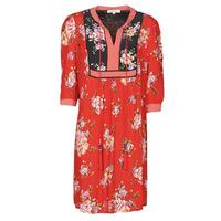 material Women Short Dresses Derhy SARRIETTE Red