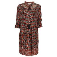 material Women Short Dresses Derhy SCALA Black