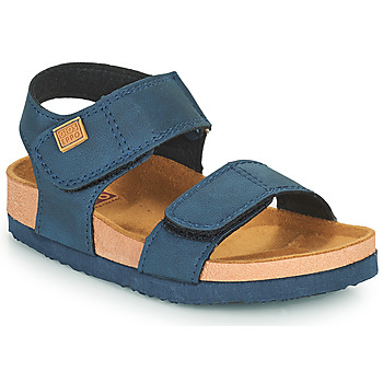 Shoes Boy Sandals Gioseppo BAELEN Marine