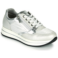 Shoes Women Low top trainers IgI&CO PUNNA Grey / Silver