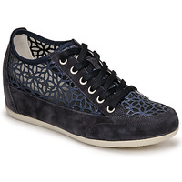 Shoes Women Low top trainers IgI&CO ANINOMA Blue