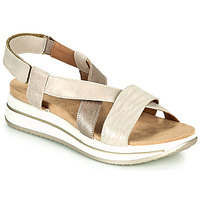 Shoes Women Sandals IgI&CO DRONNA Beige