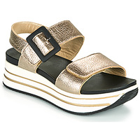 Shoes Women Sandals IgI&CO TROLLIA Gold / Black