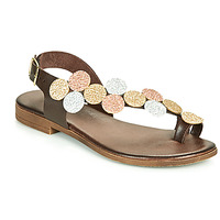 Shoes Women Sandals IgI&CO CROPPA Brown