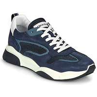 Shoes Men Low top trainers IgI&CO COQUELIA Blue