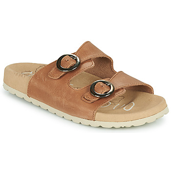 Shoes Women Mules Musse & Cloud BIMBA Cognac