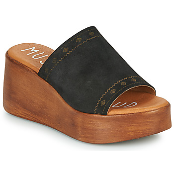 Shoes Women Mules Musse & Cloud MANA Black