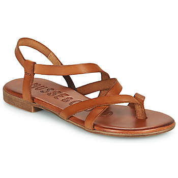 Shoes Women Sandals Musse & Cloud ESTELA Cognac