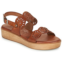 Shoes Women Sandals Musse & Cloud NICOLETA Cognac