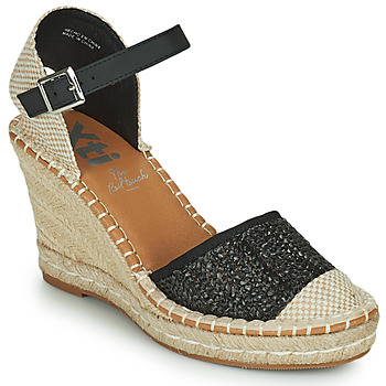 Shoes Women Espadrilles Xti SPARROW Black