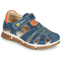 Shoes Boy Sandals Pablosky REAL Marine