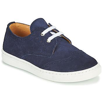 Shoes Boy Low top trainers Citrouille et Compagnie OVETTE Marine