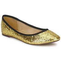 Shoes Women Ballerinas Friis & Company PERLA Gold