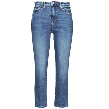 material Women slim jeans Pepe jeans DION 7/8 Blue / Medium / Hf8