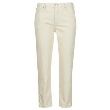 material Women slim jeans Pepe jeans DION 7/8 Ecru / Wi5