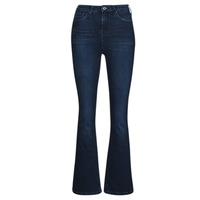 material Women bootcut jeans Pepe jeans DION FLARE Blue / Raw / Dg2