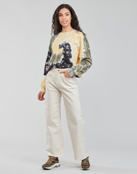 material Women straight jeans Pepe jeans LEXA SKY HIGH White / Wi5