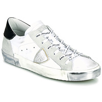 Shoes Women Low top trainers Philippe Model PARIS White