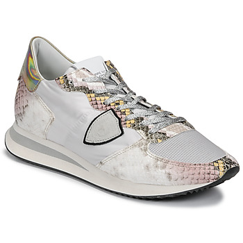 Shoes Women Low top trainers Philippe Model TROPEZ X Multicolour