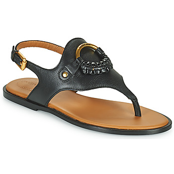 Shoes Women Sandals See by Chloé HANA SB36131 Black