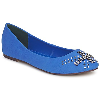 Shoes Women Ballerinas Friis & Company SISSI Blue
