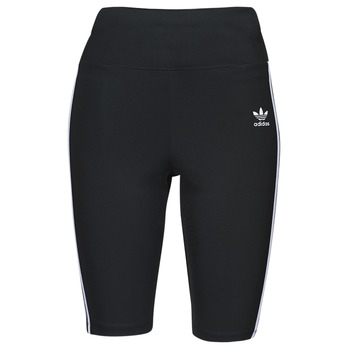 material Women leggings adidas Originals HW SHORT TIGHTS Black